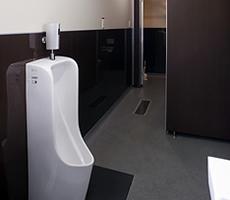 お客様用トイレ